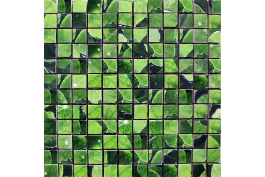 Купить Lotus Mosaico Verde 30 X 30