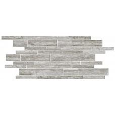 Italian Icon Vein Cut Grey Muretto Mosaico 30x60 Nat  (под заказ)
