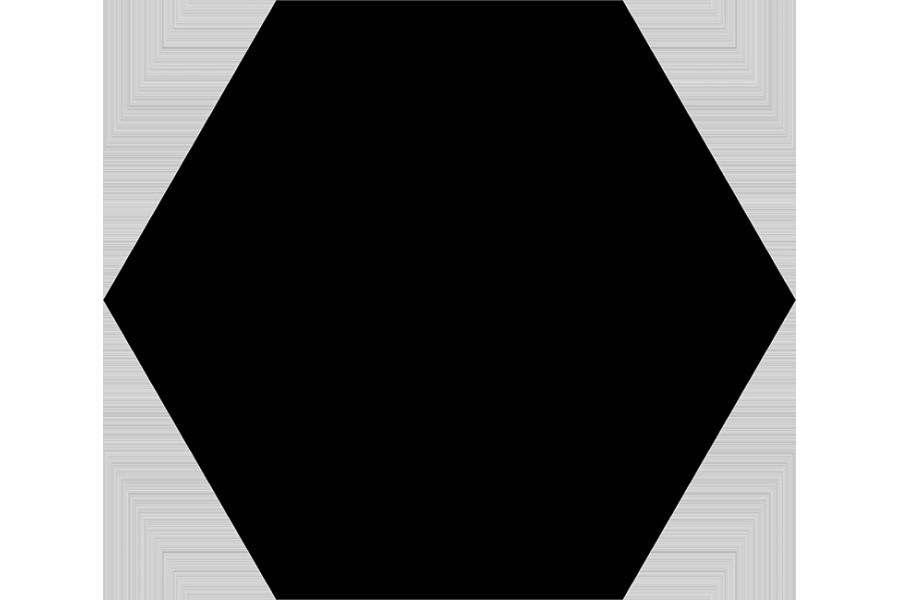 Купить Basic Hex.25 Black 25X22